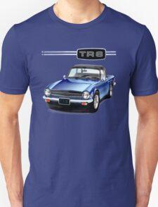 TR6 british Vintage Sportscar T-Shirt
