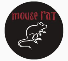 Mouse Rat Logo by josiahfrench