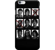 TWD Survivors iPhone Case/Skin