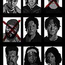 TWD Survivors by CrosbyDesign