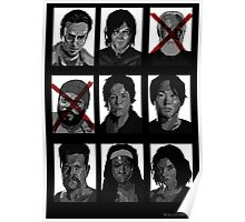 TWD Survivors Poster