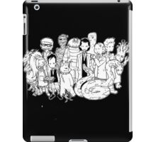 Young Lovecraft  iPad Case/Skin