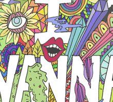 Arctic Monkeys - Do I Wanna Know Sticker