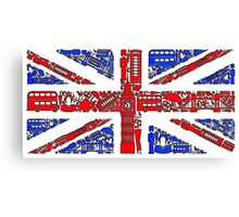 Great Britian Canvas Print