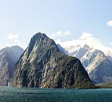 Milford Sound, Fiordland National Park, New Zealand by ericrmc