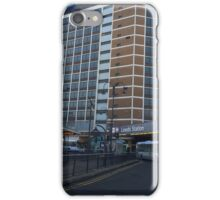 Leeds City Railway Station iPhone Case/Skin