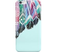 Fabulous Feathers iPhone Case/Skin