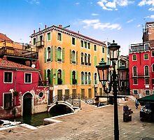 Venice square by amira