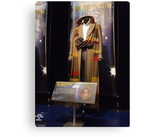 Doctor Who The Fourth Doctor Costume Canvas Print