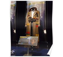 Doctor Who The Fourth Doctor Costume Poster