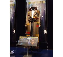 Doctor Who The Fourth Doctor Costume Photographic Print
