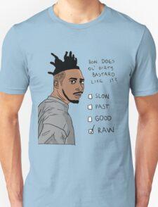 How Does Ol' Dirty Bastard Like It? T-Shirt