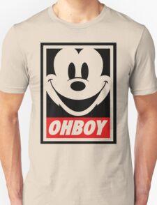 Oh Boy Mickey T-Shirt
