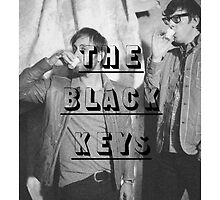 The black keys by AMIRUMBO