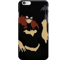 Barbera Gordon Batgirl! iPhone Case/Skin