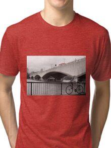 WATERLOO BRIDGE Tri-blend T-Shirt