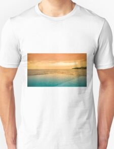 Swimming pool Unisex T-Shirt