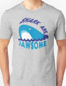 Jawsome is the other name of Shark T-Shirt