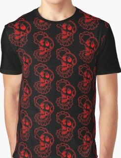 Blood Spine. Graphic T-Shirt
