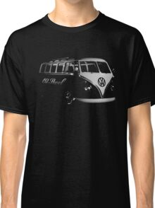 vw bus, Old Skool Classic T-Shirt
