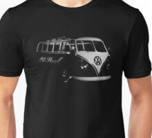 vw bus, Old Skool Unisex T-Shirt