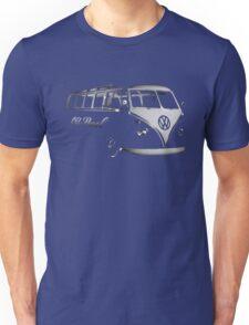 vw bus, Old Skool Unisex T-Shirt