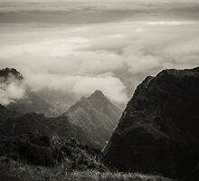 Over the clouds by hraunphoto