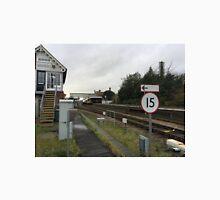 Sleaford Railway Station, Lincolnshire Unisex T-Shirt
