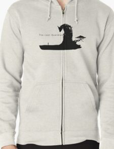 the last guardian Zipped Hoodie