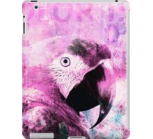 Crazy Parrot iPad Case/Skin