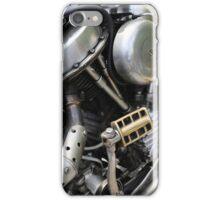 Custom Harley Panhead iPhone Case/Skin