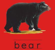 Vintage Bear Baby Tee