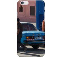 A gas station between Essaouira and Agadir iPhone Case/Skin