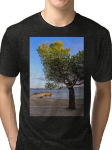 The Trail of the Lonesome Pine Tri-blend T-Shirt