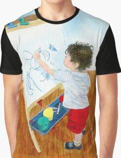 Future Artist Graphic T-Shirt