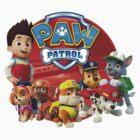 Paw Patrol by ljm1982