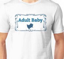 Adult Baby Nursery Unisex T-Shirt
