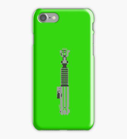 Luke Skywalker's Lightsaber iPhone Case/Skin