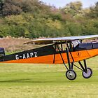 Desoutter I Monoplane G-AAPZ by Colin Smedley