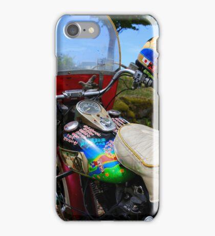 Harley Japanese Style iPhone Case/Skin