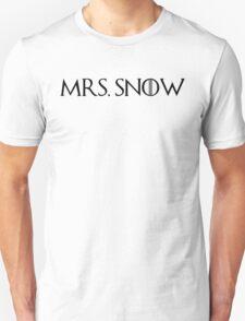 MRS. Snow T-Shirt