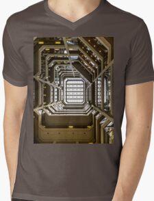 Atrium at Bay Mens V-Neck T-Shirt