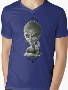 Alien II Mens V-Neck T-Shirt