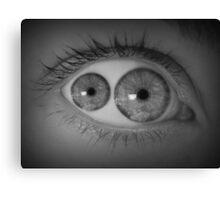 Mutant Eye  Canvas Print