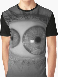 Mutant Eye  Graphic T-Shirt