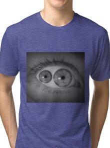 Mutant Eye  Tri-blend T-Shirt