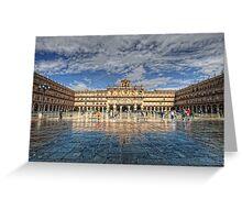 Salamanca, Spain Greeting Card