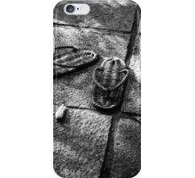Warazouri (straw sandals) iPhone Case/Skin