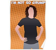 I'm not so Grump! Poster