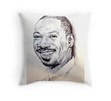 Eddie Murphy Throw Pillow